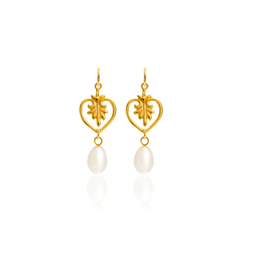 ANTHEMION earrings