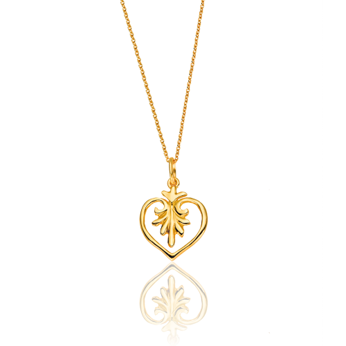 ANTHEMION pendant