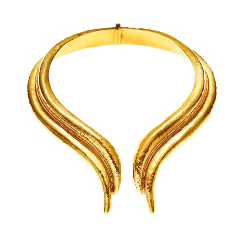FLOWING GOLD Necklace