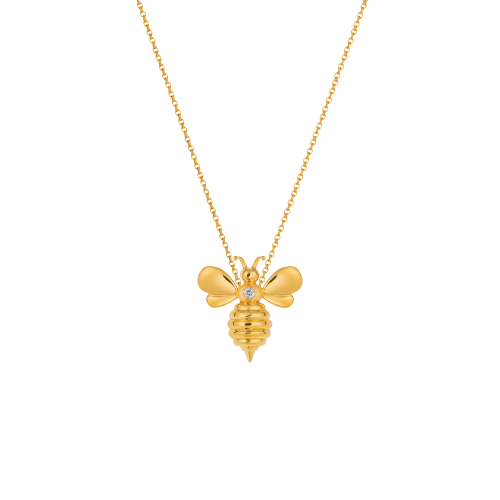 """Bee my Honey"" pendant"