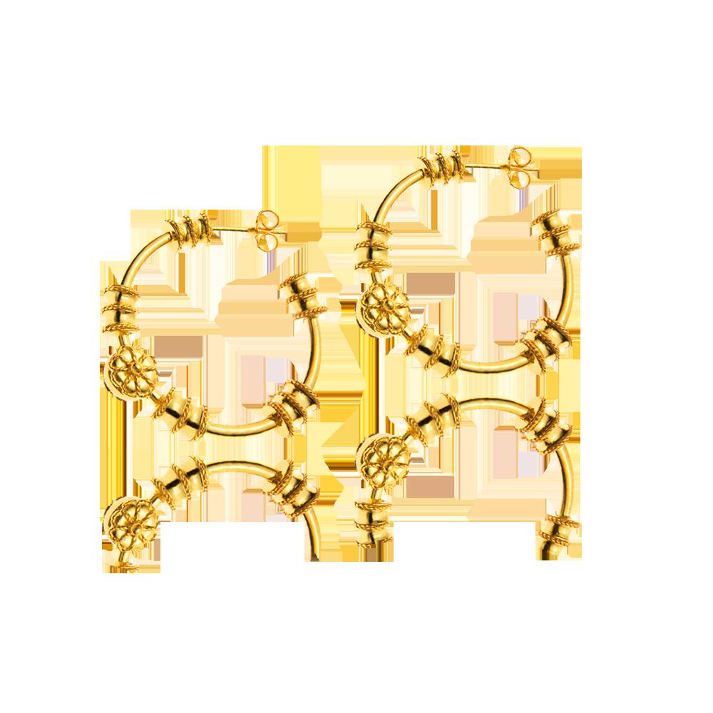 PRINCESSES OF THE MEDITERRANEAN earrings