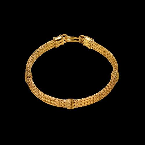SNAKE LACE bracelet